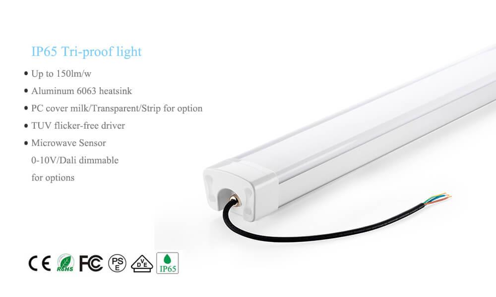 led tri proof light