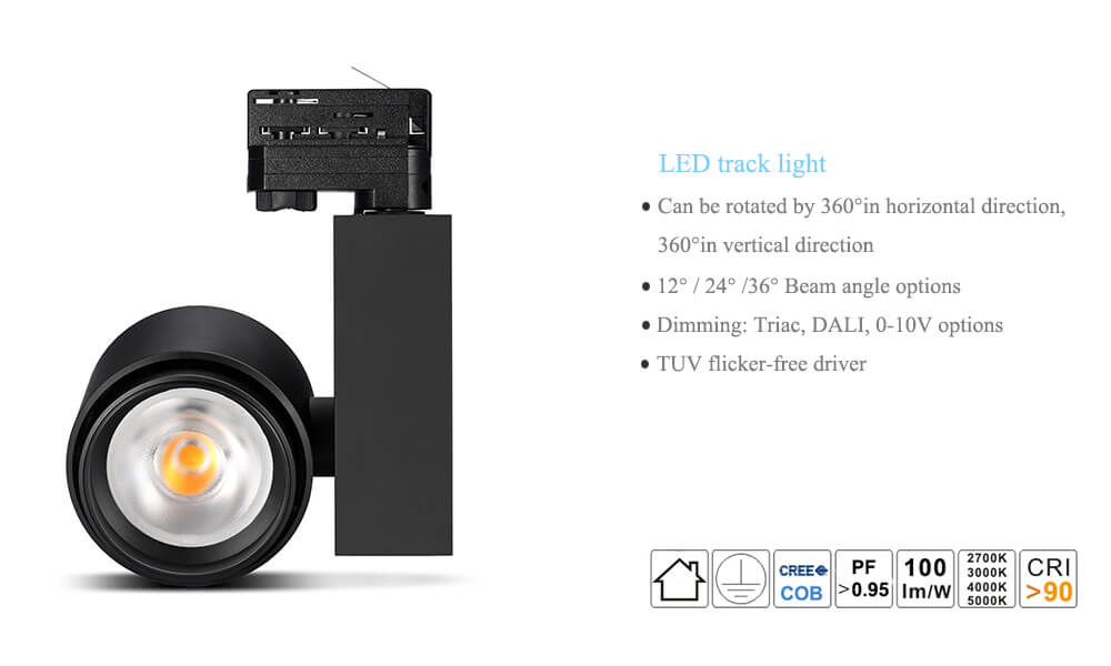 online store 5b24e 8b775 Dali dimmable led track light manufacturer | GS LIGHT